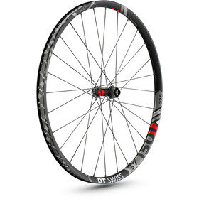 "DT Swiss EX 1501 Spline Roue avant 27.5"" Disc CL Axe traversant 110/15mm, black"